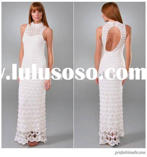 Evgen fashion blog: Free crochet wedding dress pattern