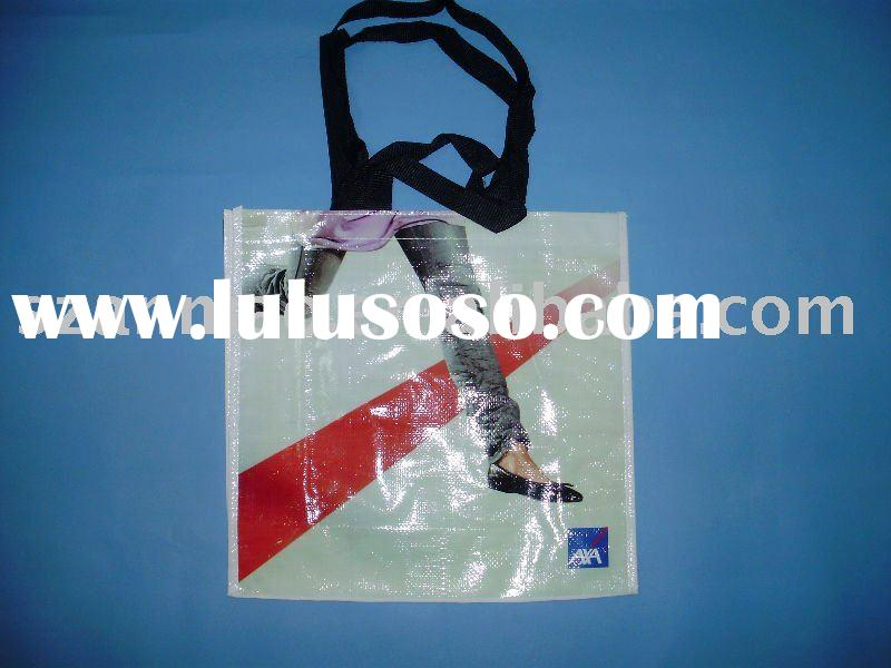 laminated non-woven shopping bag