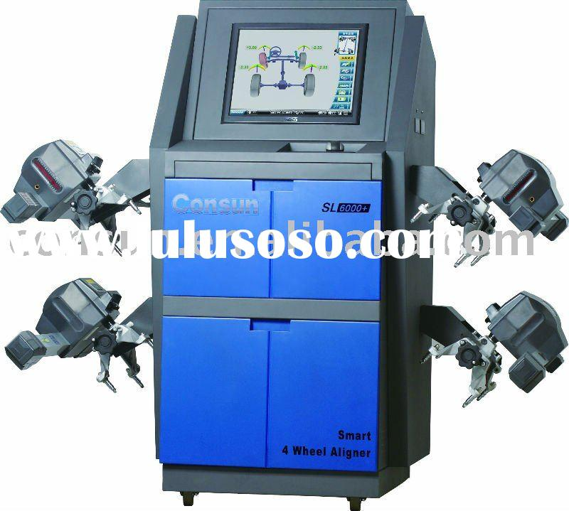 laser CCD wheel alignment equipment