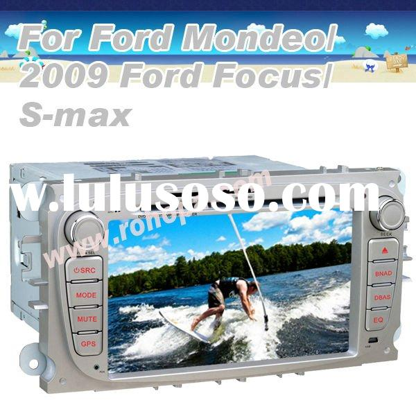 lcd screen car dvd vcd cd mp3 mp player with bluetooth,gps navigation,radio tuner For Ford Mondeo/20