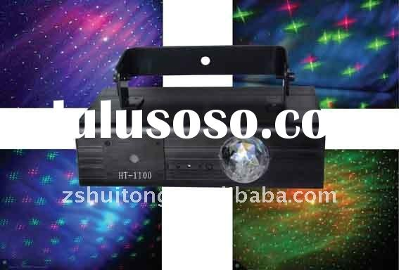 led ocean light,green,red star,firely stage laser light,DJ Disco Party Pub laser Light