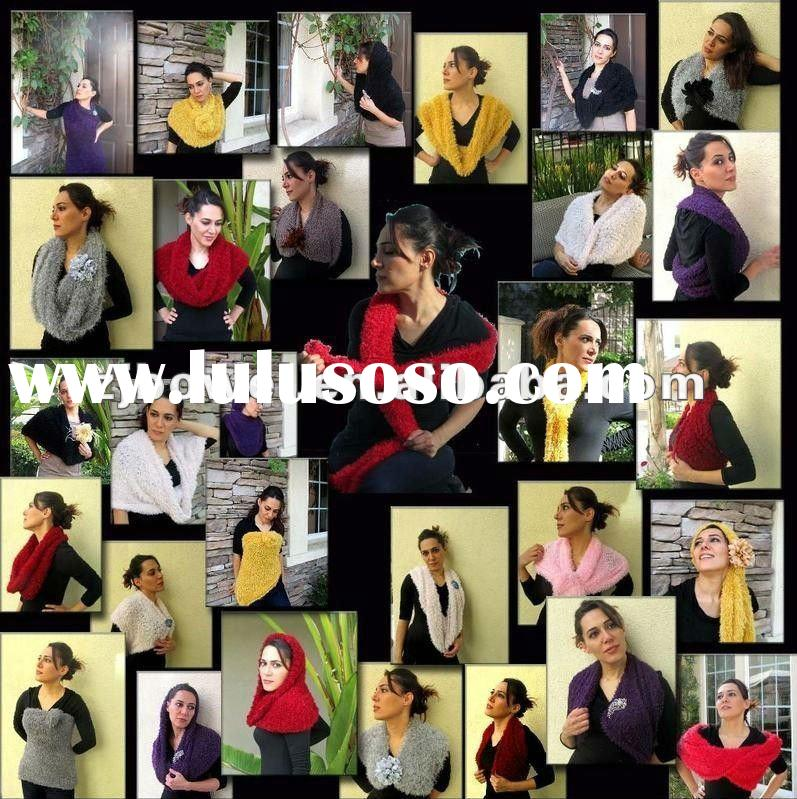 magic scarf,fashion magic scarf 20 ways to wear