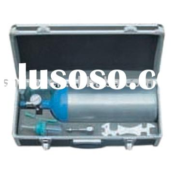 medical gas cylinder aluminum tank Oxygen Supply Tank-Type