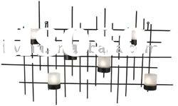 metal wall mounted candle holder, wall candle holder, kerzenhalter, HWW-83161