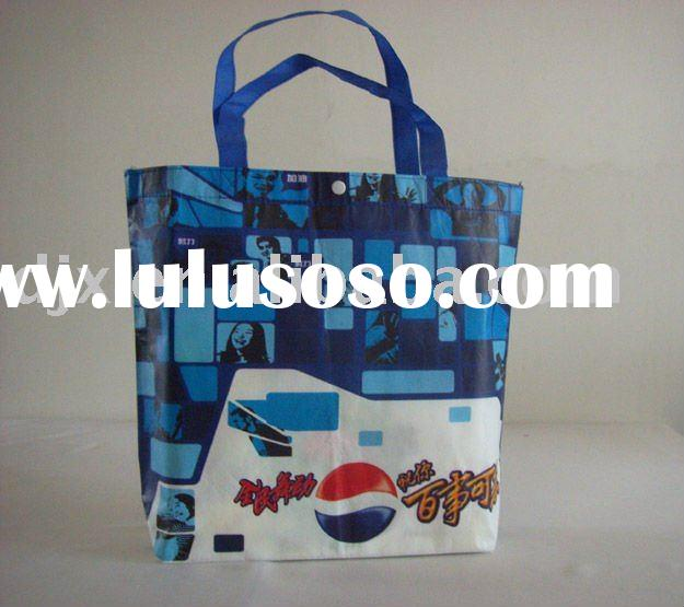 non-woven lamination shopping bag