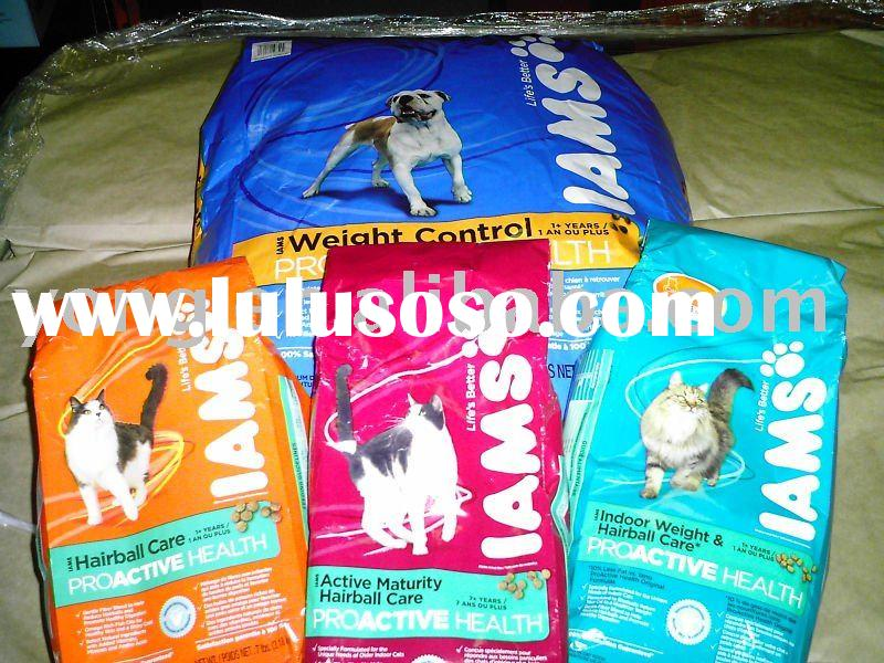 pet food bag/dog food bag