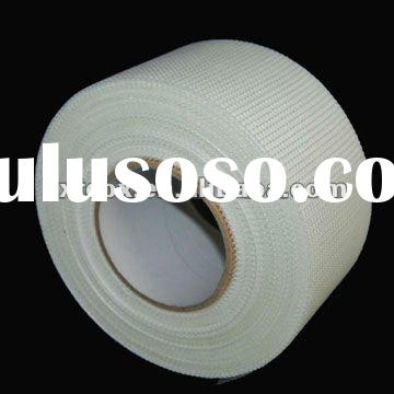 popular good quality fiberglass self adhesive mesh tape