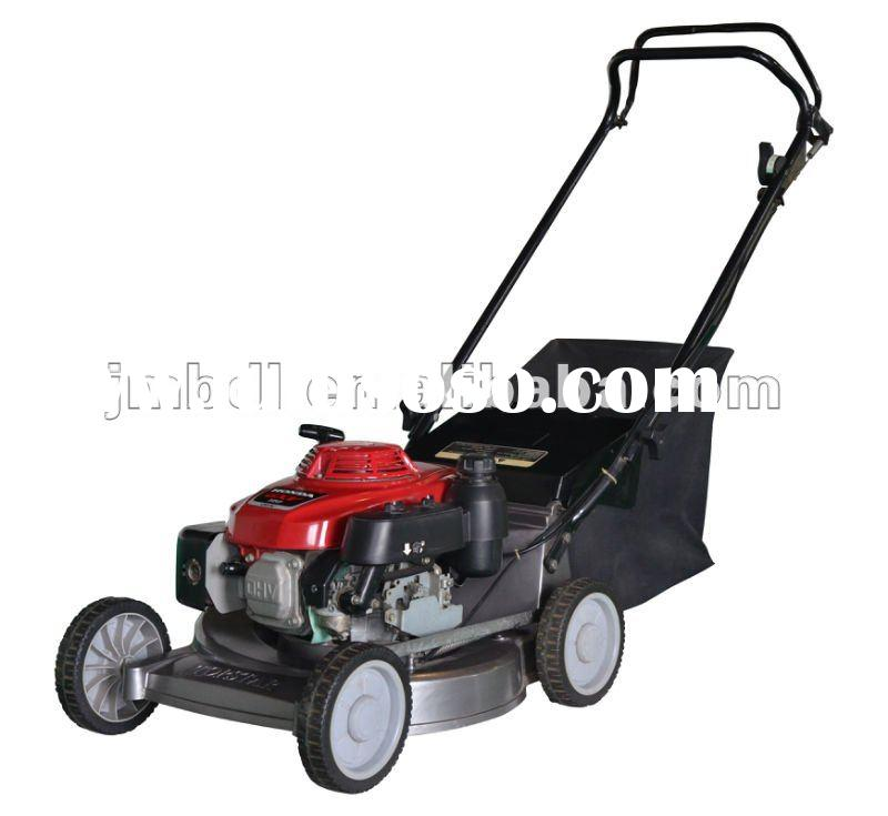 powered by HONDA lawn mower 21""