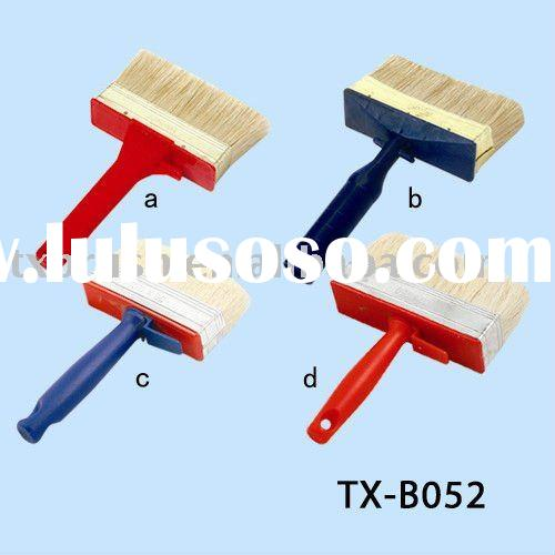 pure bristle wall paint brush