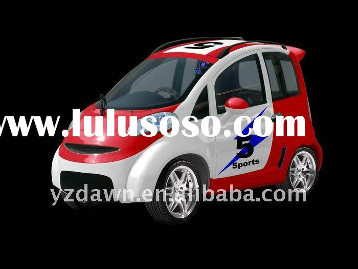 pure electric vehicles with 3 seats and fashion design 2011 hot
