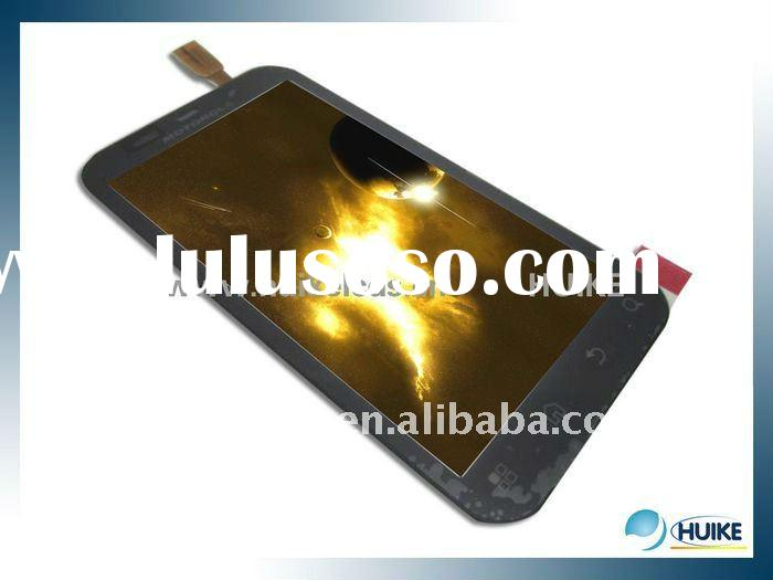 replacement lcd touch screen for motorola mb525 with factory price paypal accepted