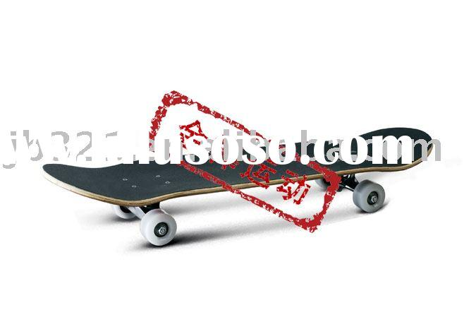 skateboard deck, rocking skateboard, flat skateboard ,skateboard , sport product,speed skate,maple d