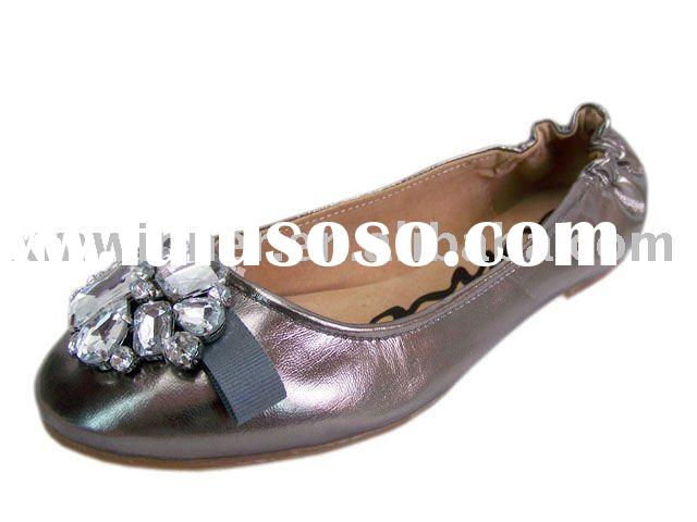soft&comfortable slip-on flat shoes for women