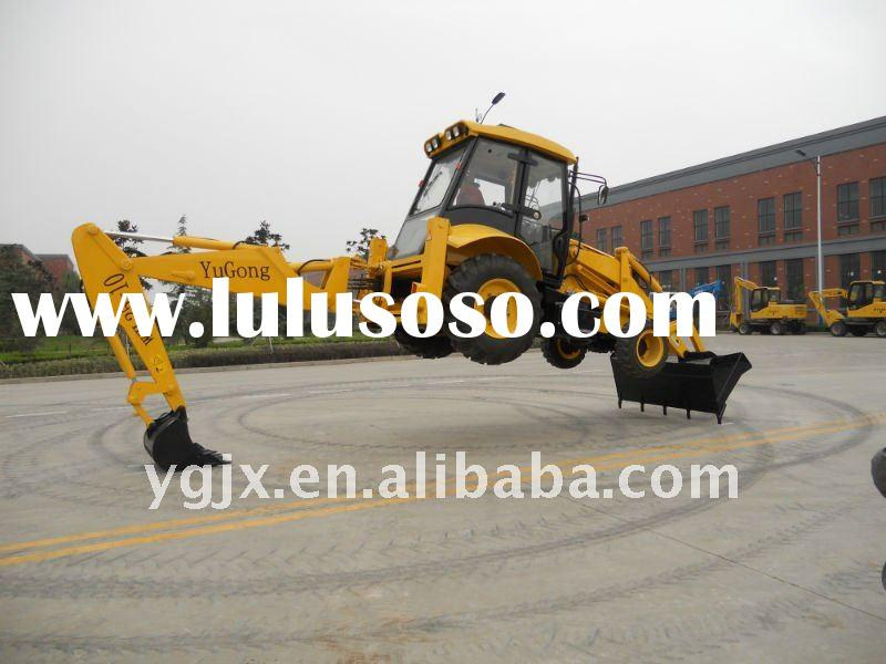 the newest construction machinery Backhoe Loader WZ30-25 similar JCB with low price