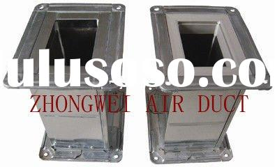 together board galvanized air conditioning duct