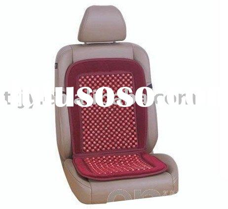 wooden bead auto seat cushion cover