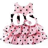 100% cotton Summer Baby Girl Dresses