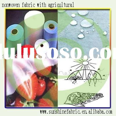 100% water absorbent pp spunbond nonwoven fabric
