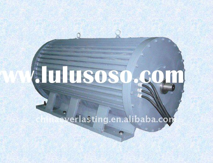 100kw water power wind power alternator permanent magnet generator