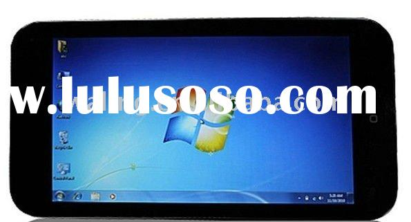 10.1'' TFT LED tablet pc support Windows 7