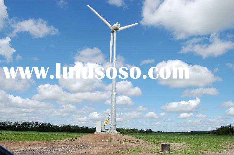 10kw wind turbine system, wind energy, intelligent and remote control, wind power energy