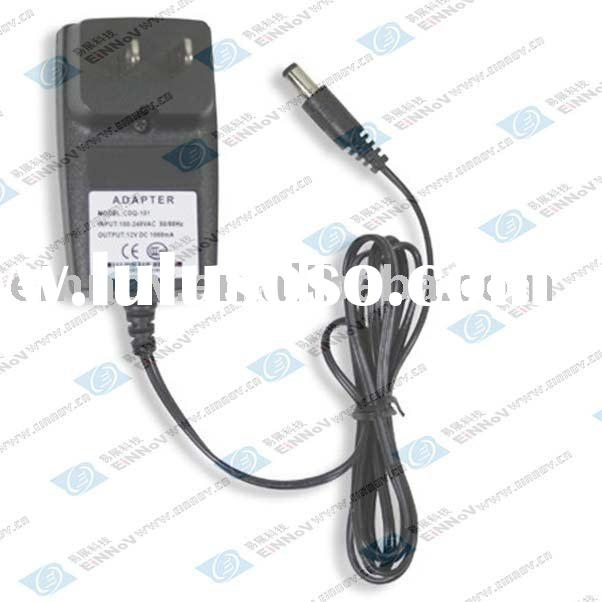 12V/1A Power Adapter Supply US Plug for CCTV Camera S42