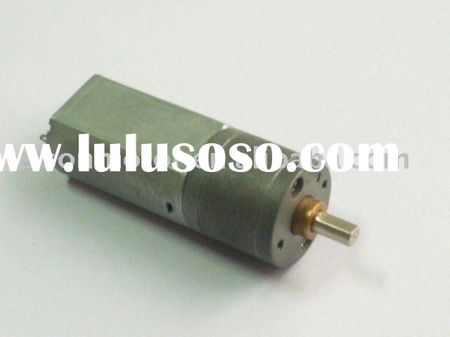 12V Dc Reduction Motor,Dc Motor With Speed Reducer