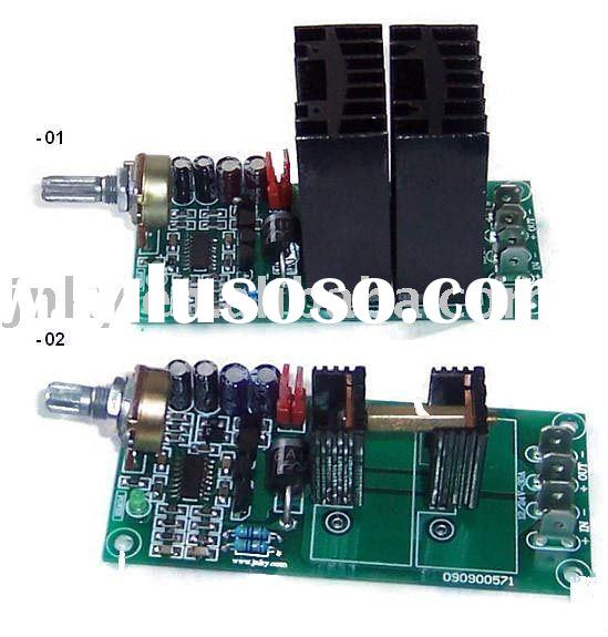 12/24V 30A PWM dc motor controller