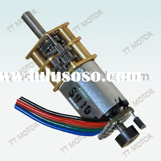 12mm,12v dc gear motor,Can be equipped with encoder