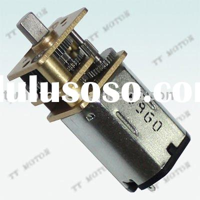 12mm dc gear motor,Can be equipped with encoder