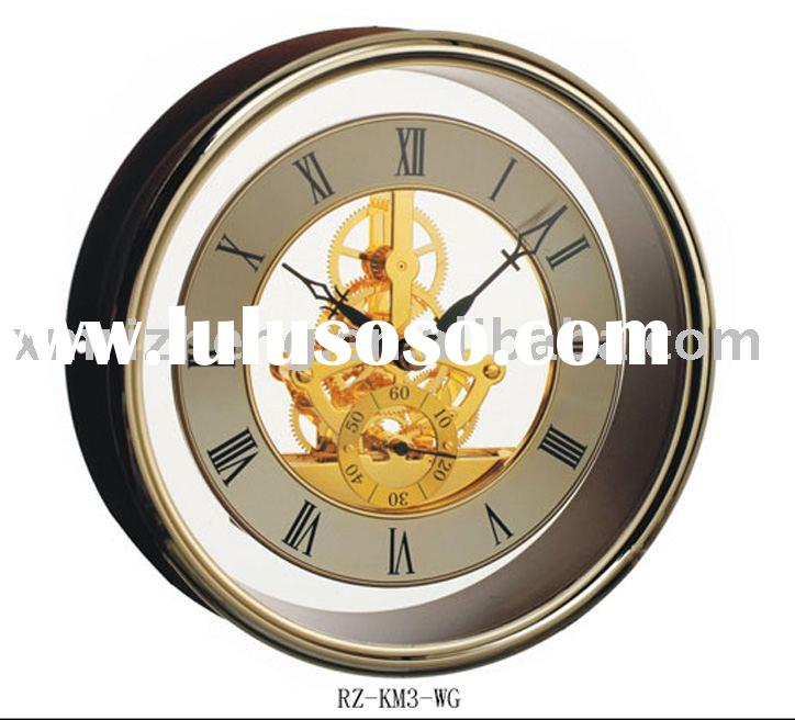 155mm Skeleton quartz clock movement