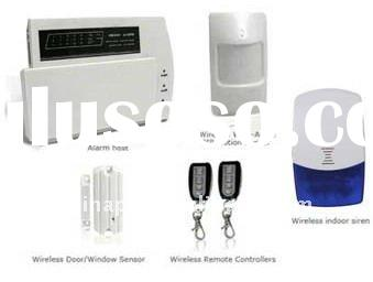 15 Zones Wireless Home Office Dwelling Intruder GSM Alarm System Device support contact ID