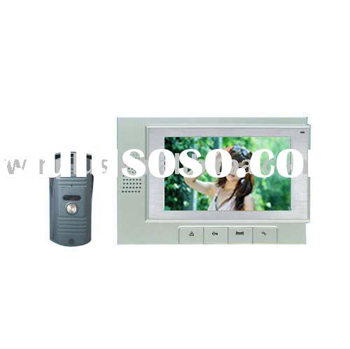 17mm Ultra-Thin Color Video Door Phone Hands-free Intercommunication