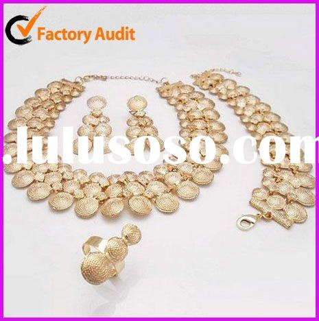 18k gold plating jewelry set FH-FS220Y