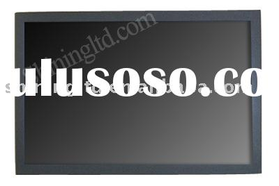 "19"" LCD media player SH-SW02BF with touch screen/touch computer"