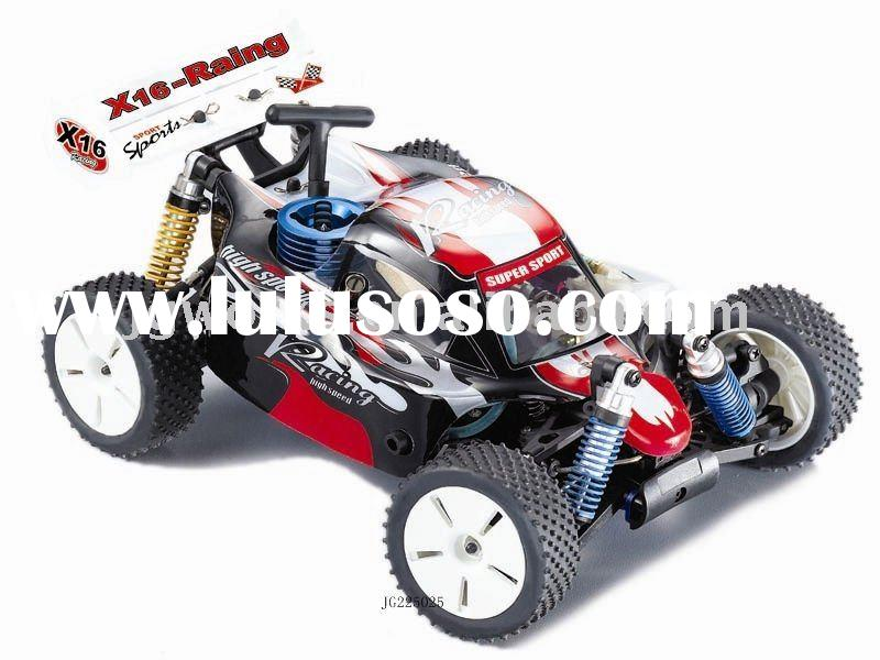 1:16 RC Nitro car, gas powered rc cars, gas atv cars, nitro engines