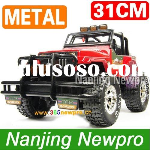 1:16 scale 4WD 4ch Hummer Wireless Jeep radio control car Big foot 25km/h high speed