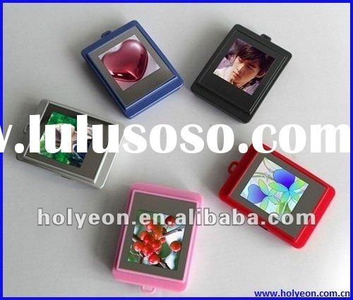 1.5Inch digital photo frames with keychain with HD screen