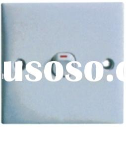 1 gang 1 way wall switch and socket,/dimmer switch