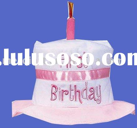 1st birthday cake hat birthday hat birthday party hat