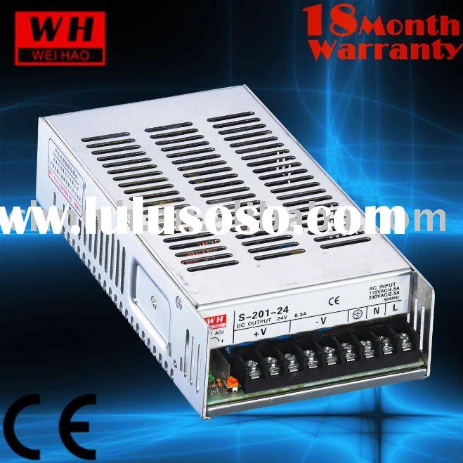 200W 12V switching power supply