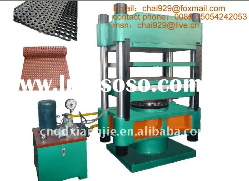 rubber band manufacturing machine