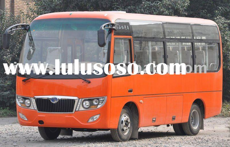 2010 new design 6m mini bus for sale