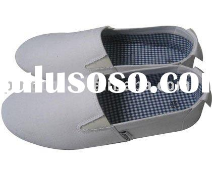 2010 new stylish slip-ons canvas espadrille shoes