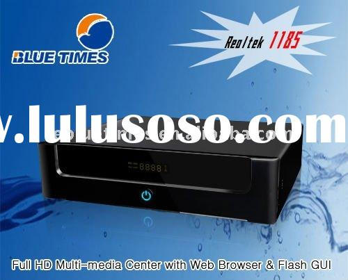 2011 Full HD Digital Network Media Player With IPTV solution server box
