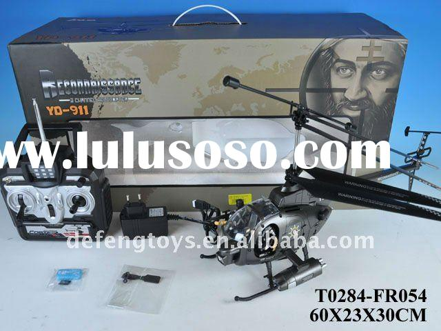 2011 Military 3.5 CH rc helicopter with camera