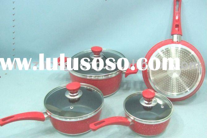 2011 NEW! Forged Cookware,Forging aluminum non-stick cookware