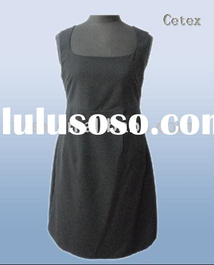 2011 fashionable ladies T/R stretch evening dress, style no. A3D