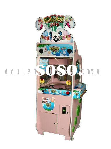2011 hot sale coin operated electric control cotton candy vending machine