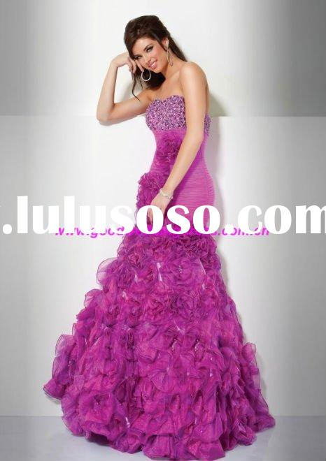 2011 new arrival Prom dress/Evening gown/Dresses Evening
